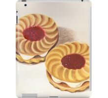Jammy Dodgers iPad Case/Skin