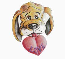Puppy Love  by Brian Heath