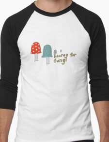 Fungi fun Men's Baseball ¾ T-Shirt