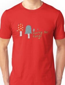Fungi fun Unisex T-Shirt