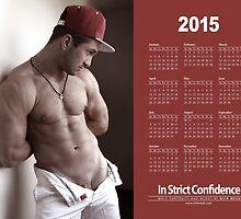 Red Cap Calendar by NickMesh