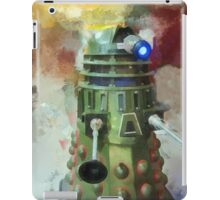Dalek invasion of Earth, AD 2013 iPad Case/Skin