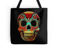Grunge Skull No.2 Tote Bag