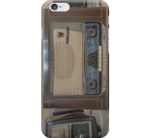 Old Radios iPhone Case/Skin