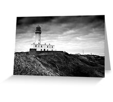 Flamborough Lighthouse Greeting Card