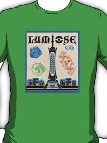 Lumiose City T-Shirt