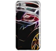 Glowing Citroen DS3  iPhone Case/Skin