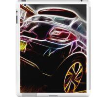 Glowing Citroen DS3  iPad Case/Skin