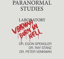 Paranormal Studies Laboratory - Ghostbusters T-Shirt