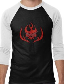Gurren Lagann Men's Baseball ¾ T-Shirt