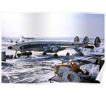 EAL Super Connie Poster