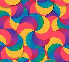 Spiral Mess by dannyivan
