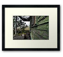 Charlotte's Web Framed Print