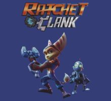 Ratchet and Clank by droidy4