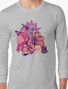The Banana Splits Long Sleeve T-Shirt