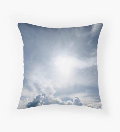 Big Sky Throw Pillow