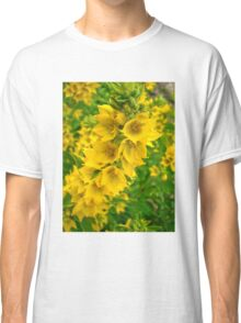 Small Yellow flowers 2 Classic T-Shirt