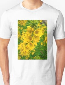 Small Yellow flowers 2 Unisex T-Shirt