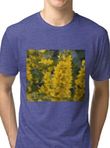 Small Yellow flowers 3 Tri-blend T-Shirt