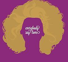 "The Ru // ""Everybody Say Love"" by StevieNYC"