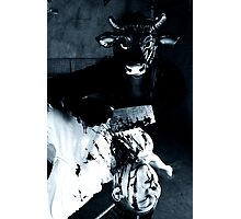 Meat your maker Photographic Print