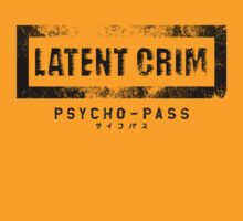 Psycho Pass - Latent Crim (Mega Grunge) by PPWGD