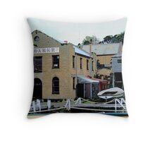 Sailmaker Throw Pillow