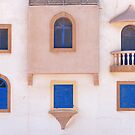 5 windows and a balcony by Peter Hammer