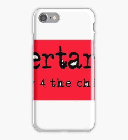Libertarian 5 iPhone Case/Skin