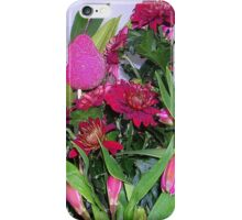 Floral Tribute for Mum and Dad iPhone Case/Skin