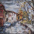 The Silent Street by Stefano Popovski