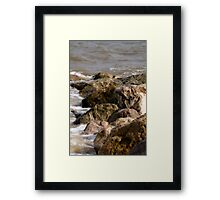 Rocks - Orton Framed Print
