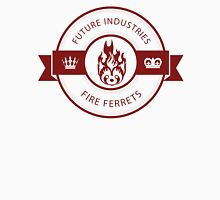 Vintage Future Industries Fire Ferrets Logo Color Unisex T-Shirt