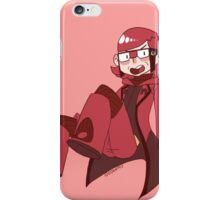 Pokemon - Magma Leader Maxie iPhone Case/Skin