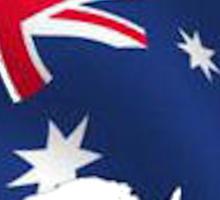 Australia Day Sticker