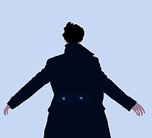 Sherlock The Reichenbach Fall by ScabbyKnickers
