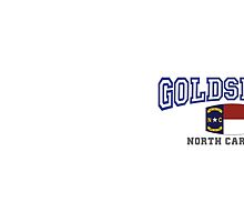 Goldsboro North Carolina State Flag by USAswagg2