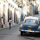 Santiago, Cuba by Rhona