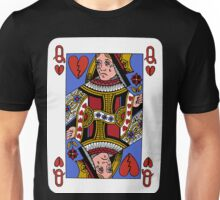 Queen of broken hearts Unisex T-Shirt
