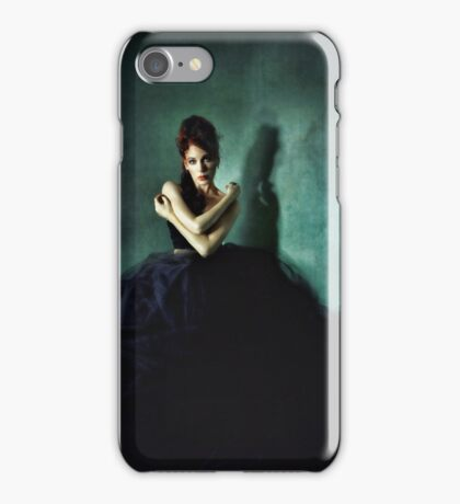 My Place Among the Shadows iPhone Case/Skin
