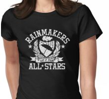 Rainmaker by Tai's Tees Womens Fitted T-Shirt