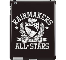Rainmaker by Tai's Tees iPad Case/Skin
