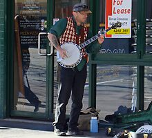 banjo by Jan Stead JEMproductions
