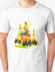 Montains Unisex T-Shirt