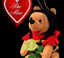BEE MINE VALENTINES CARD AND PICTURE by ✿✿ Bonita ✿✿ ђєℓℓσ