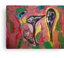 Germs Canvas Print