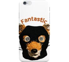 fantastic mr fox iPhone Case/Skin