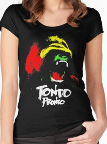 TONTO GRILLA Women's Fitted Scoop T-Shirt
