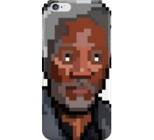 Morgan Freeman 16bit iPhone Case/Skin