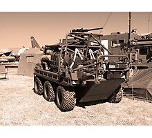 All-Terrain Mobility Platform (ATMP) 'Supacat' Photographic Print